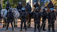 chemnitz demos liveticker - polizei