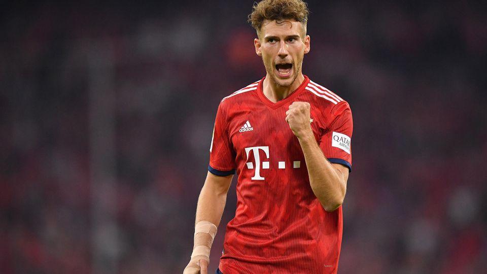 Leon Goretzka beim FC Bayern: Von wegen nur Bankdrücker