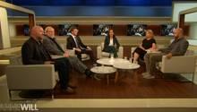 Die Sonntagsrunde bei Anne Will diskutierte über die Geschehnisse in Chemnitz