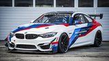 Der BMW M4 GT4 hat 500 PS