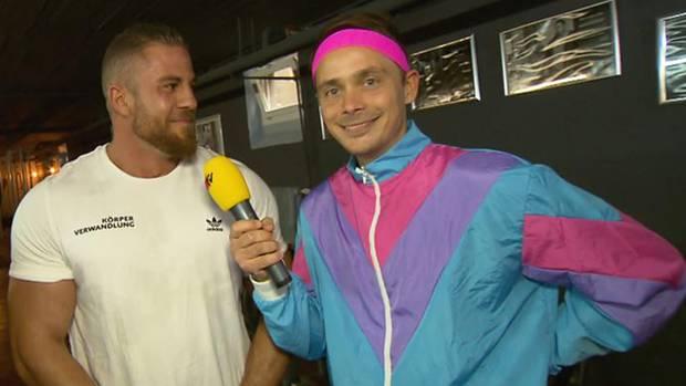 Pilates für Männer? stern TV-Reporter Tristan Söhngen hat Meinungen und freiwillige Probanden eingefangen.