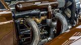 Mercedes 500 K Spezial-Roadster - der fünf Liter große Achtzylinder leistet 118 kW / 160 PS