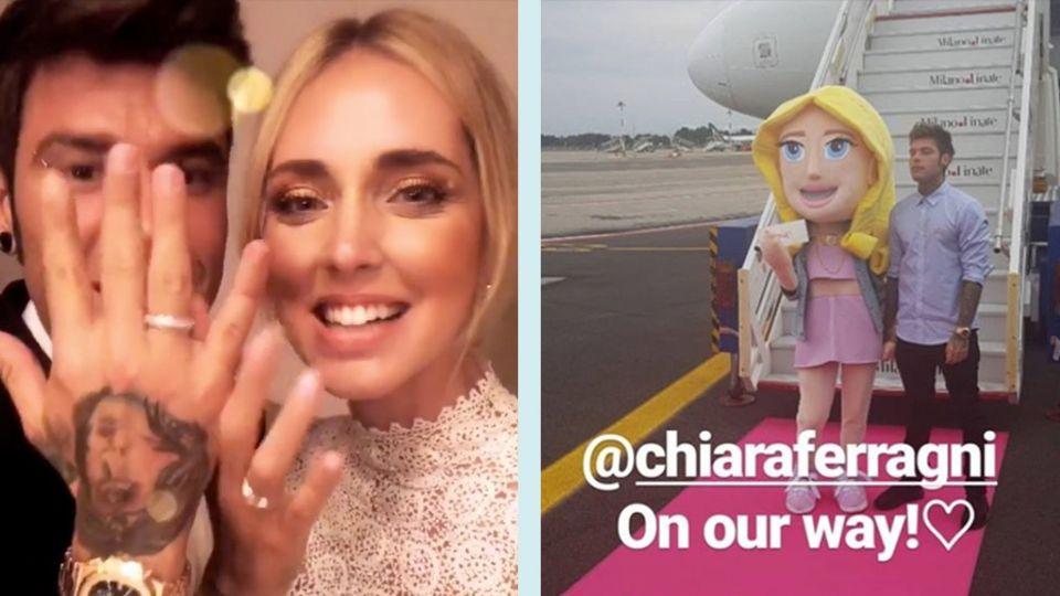 """Chiara Ferragni: Diese Hochzeit ist Protz pur – doch ein Star-Designer lästert über das """"billige"""" Brautkleid"""