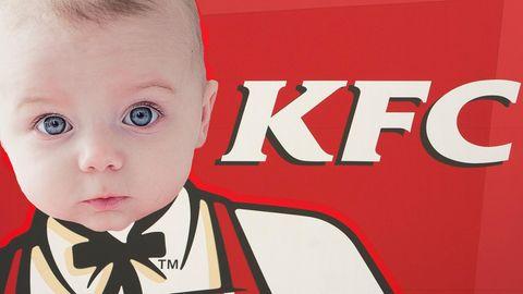 KFC bietet 11.000 Dollar für Babynamen