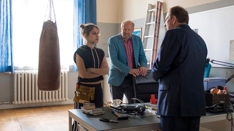 "Almila Bagriacik im ""Tatort"""
