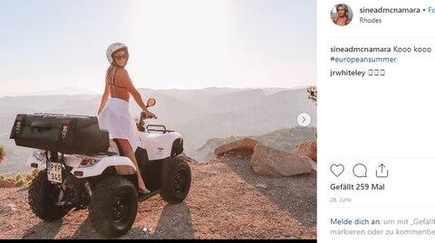 Australierin in Griechenland: 20-jähriges Instagram-Model leblos auf Luxusjacht gefunden