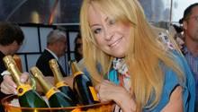 Jenny Elvers im September 2012 bei einem Event in Berlin. Wenige Tage später folgte ihr Absturz auf dem roten Sofa.