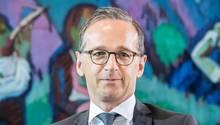 Besuch in der Türkei: Außenminister Heiko Maas