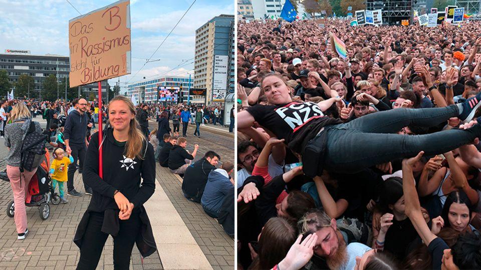 Chemnitz – #wirsindmehr: Ein Protest oder nur ein kostenloses Konzert?