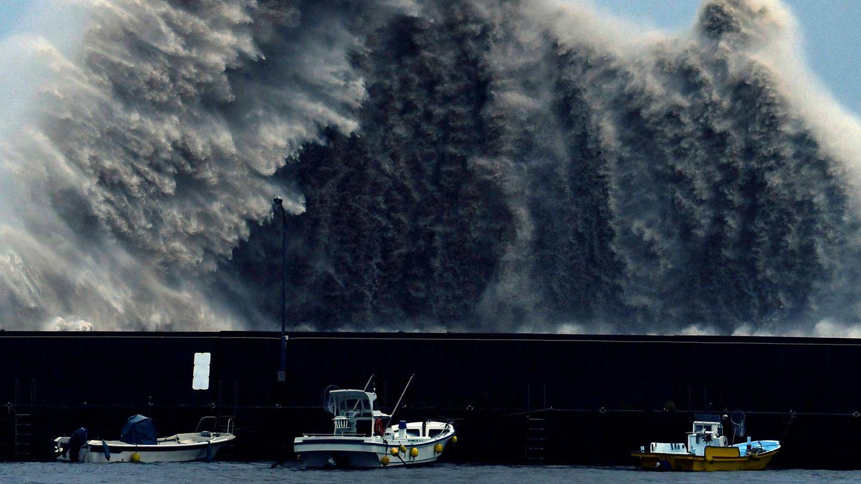 Welle in Japan