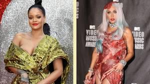 Künstlernamen der Stars: Rihanna und Lady Gaga