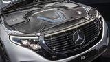 Mercedes EQC - weitere Motorvarianten werden folgen