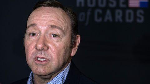 Schauspieler Kevin Spacey wird von mehreren Männer der sexuellen Belästigung beschuldigt