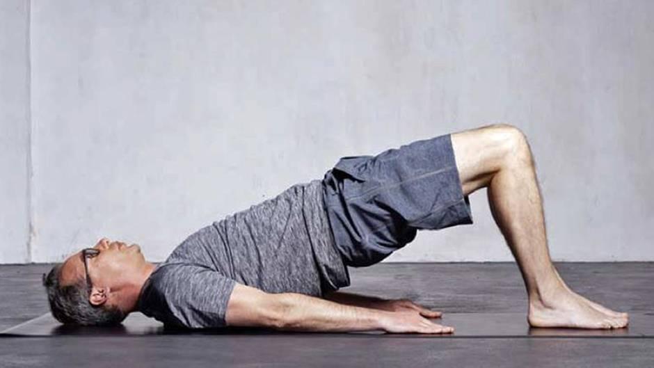Perfekt Matthias Opdenhövel Zeigt Geeignete Pilates Übungen Für Männer
