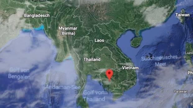 Liegt hier das Wrack der MH370?