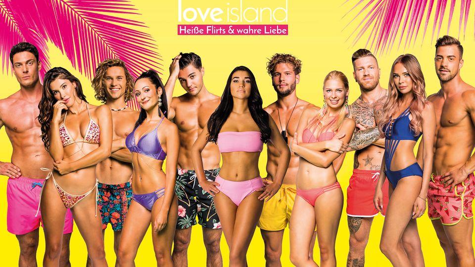 Love Island: Das sind die Kandidaten der neuen Staffel