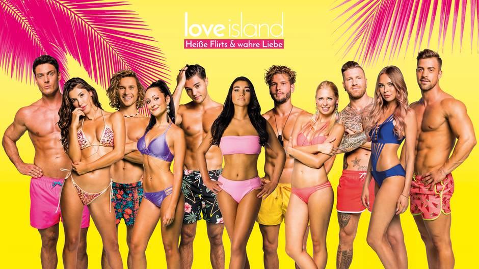 """RTL II -Show: Das sind die """"Love Island""""-Kandidaten 2018"""