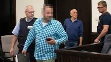 """KORR - Höxter-Prozess: """"Sie nippelt uns ab"""" - den Tod vor Augen"""