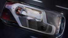 Volvo 360c Concept - auch schlafen ist jederzeit möglich