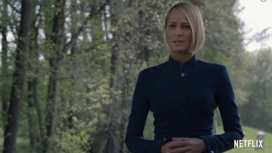 """Netflix-Serie: """"House of Cards"""": Neuer Teaser zeigt, wie es mit Frank Underwood weitergeht"""