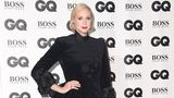 "Fans der Serie ""Game of Thrones"" kennen Gwendoline Christie als toughe Kämpferin Brienne von Tarth, aber auch im kleinen Schwarzen macht die Britin eine überzeugende Figur."