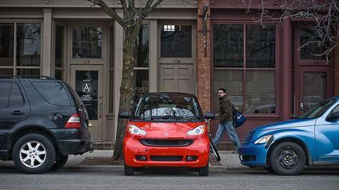 Einparken: Slimfast für Parklücken?