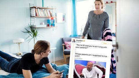 """""""Hotel Mama"""": Deshalb ist es normal mit Anfang 20, bei seinen Eltern zu wohnen"""