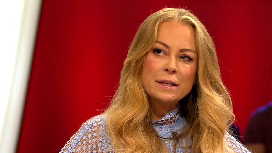"""stern TV-Studiotalk mit Jenny Elvers: """"Ich habe mein Umfeld von vorne bis hinten belogen"""""""