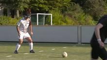 stern TV hat den deutschen Blindenfußball-Nationalspieler Serdal Celebi (34) beim Training in Hamburg besucht.