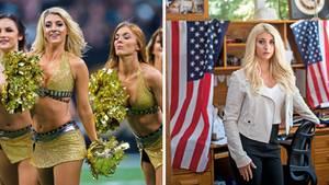 NFL: Cheerleader in den USA erzählen von der dunklen Seite des Sports