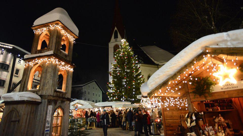 Anzahl Weihnachtsmärkte Deutschland