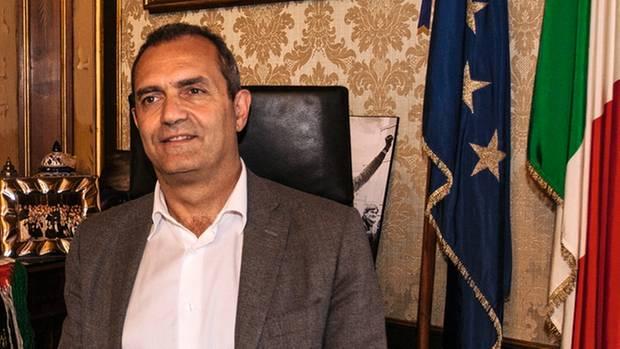 Luigi de Magistris kämpft als Bürgermeister seit 2011 für bessere Lebensverhältnisse