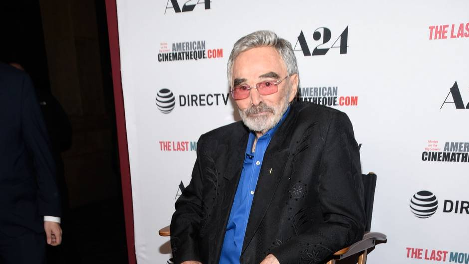 US-Medien: Hollywood-Legende Burt Reynolds ist tot