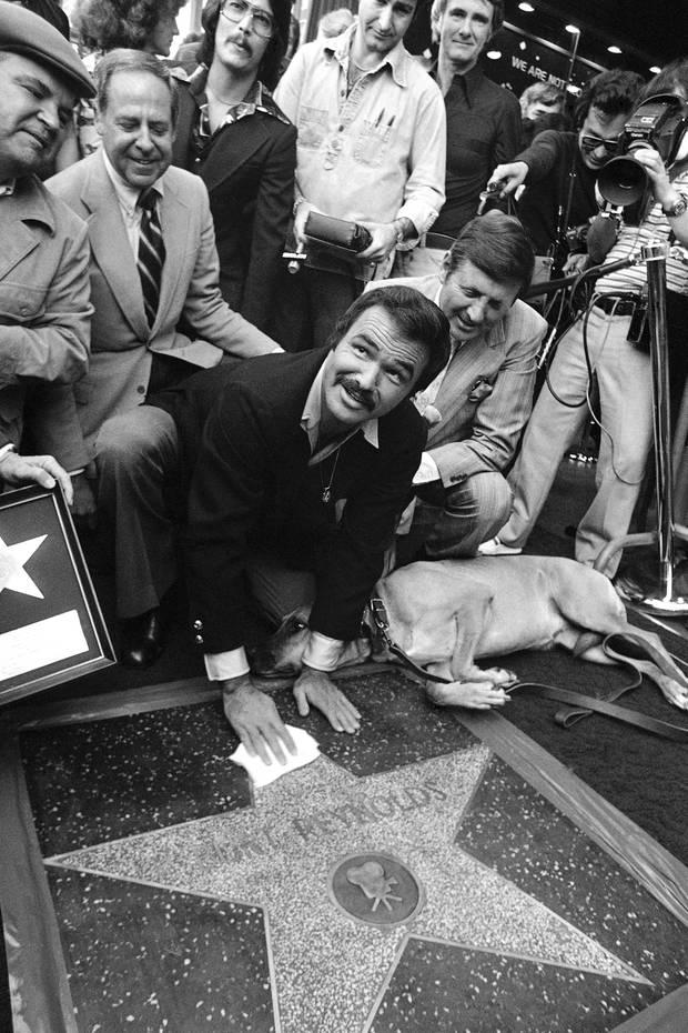 Burt Reynolds ist tot