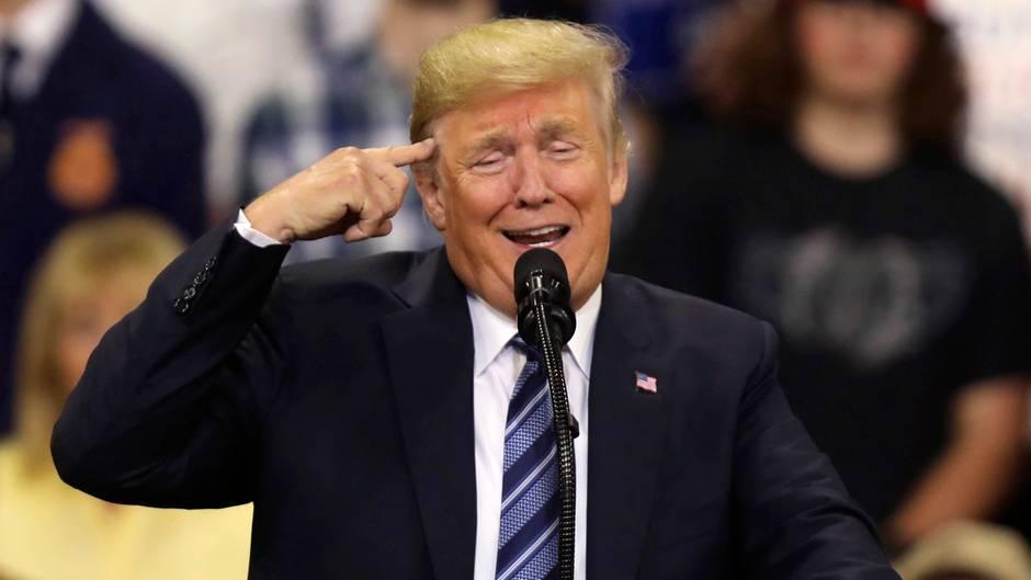 Donald Trump ist immer noch besser als seine Alternative, findet unsere Autorin