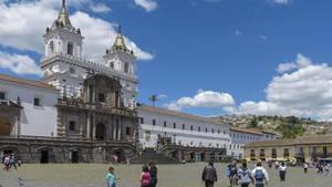 Erdbeben Ecuador