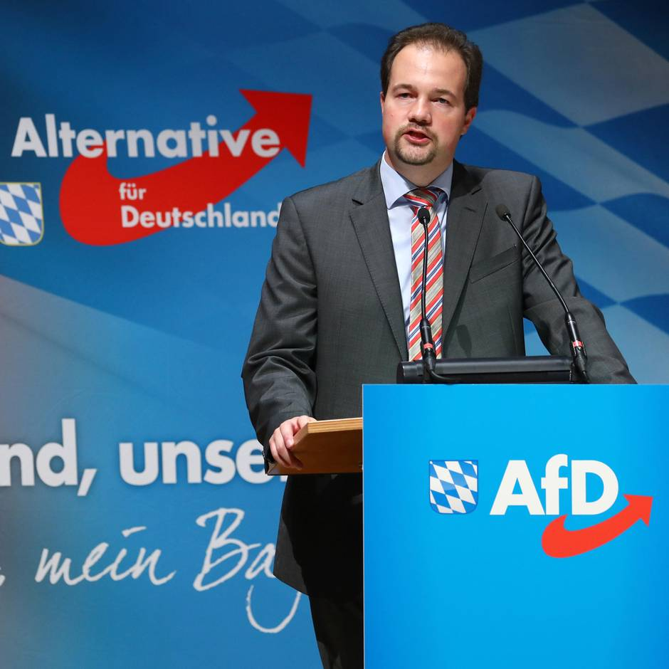 """News von heute: """"Hör auf, uns zu spalten!"""" – AfD-Bayernchef greift Rechtsaußen Höcke an"""