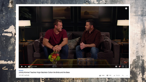 Jimmy Kimmel klärt US-Bachelor auf – weil er noch Jungfrau ist