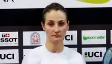 Kristina Vogel, hier bei der WM in China 2017, ist zweimalige Olympia-Siegerin im Rad-Sprint