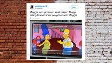 Simpsons: Dieser Fehler fiel 23 Jahre niemanden auf