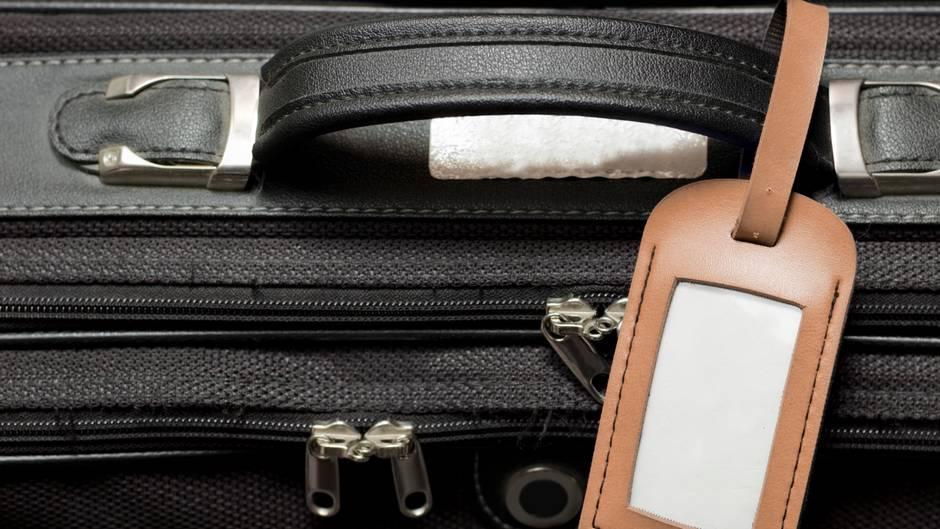 Schutz vor Kriminellen: Diese Daten gehören auf keinen Fall auf Ihren Kofferanhänger