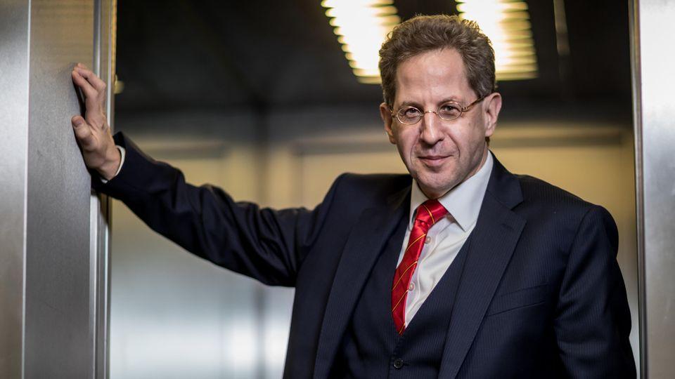Hans-Georg Maaßen hat für mächtig Wirbel gesorgt