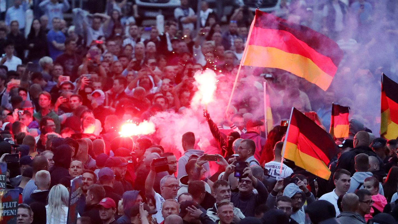 Medienbericht: Schwere antisemitische Attacke auf jüdisches Restaurant in Chemnitz