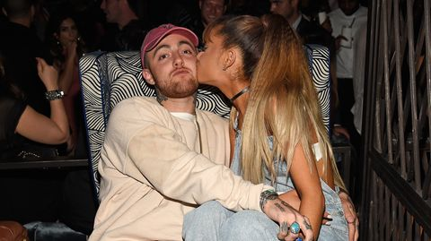 Trolle geben Ariana Grande Schuld am Tod von Mac Miller