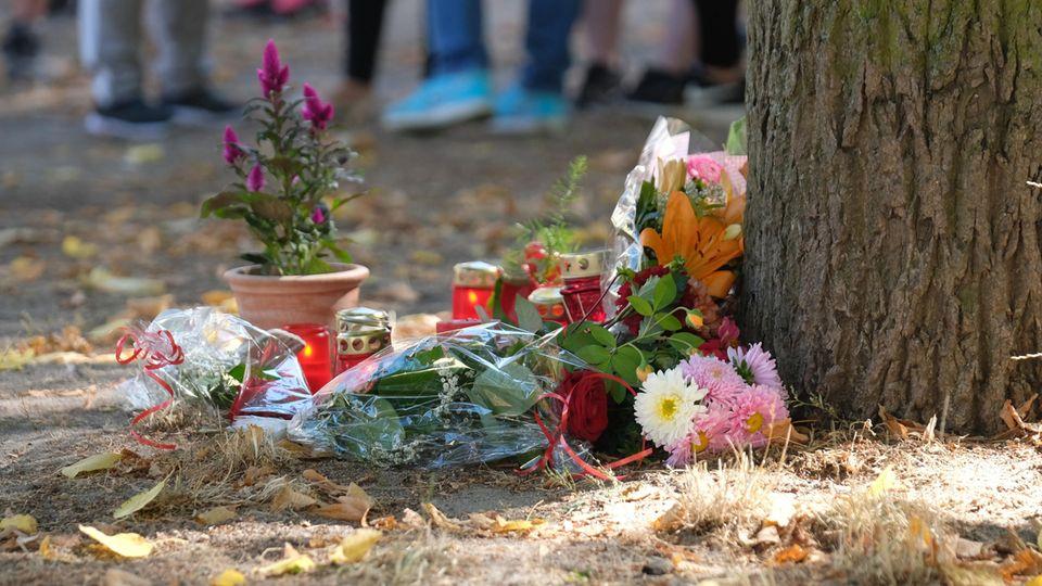 Die Trauer in Köthen um den gestorbenen 22-Jährigen ist groß