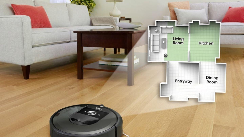 Roomba iRobot i21+   neuer Robot Sauger bringt den Schmutz selber ...