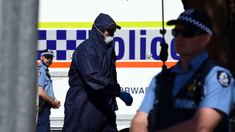 Die Polizei fand die fünf Leichen in einem Haus bei Perth im Westen Australiens