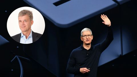 Tim Cook wird die diesjährige iPhone-Keynote eröffnen.