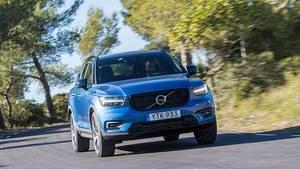 Volvo XC40 T3 - 200 km/h schnell