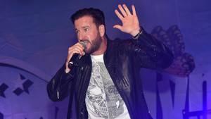 Michael Wendler bei einem Auftritt in Berlin